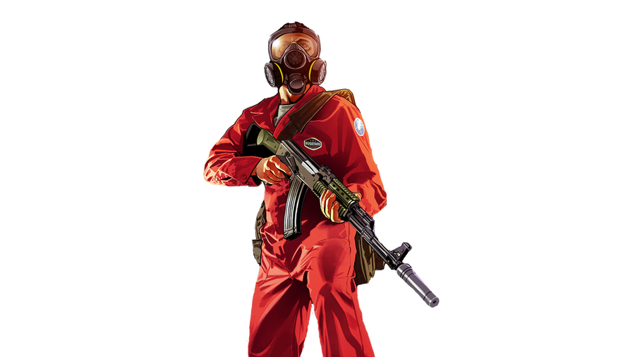 GTA V - Pest Control Character .png file by Speetix on ...