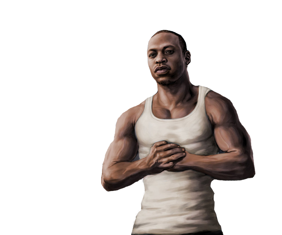 Federation Pictures Gta_v___cj_greetings_from_san_andreas_by_speetix-d5k67j0