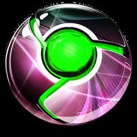 Google Chrome icon (.ico-file) by Speetix