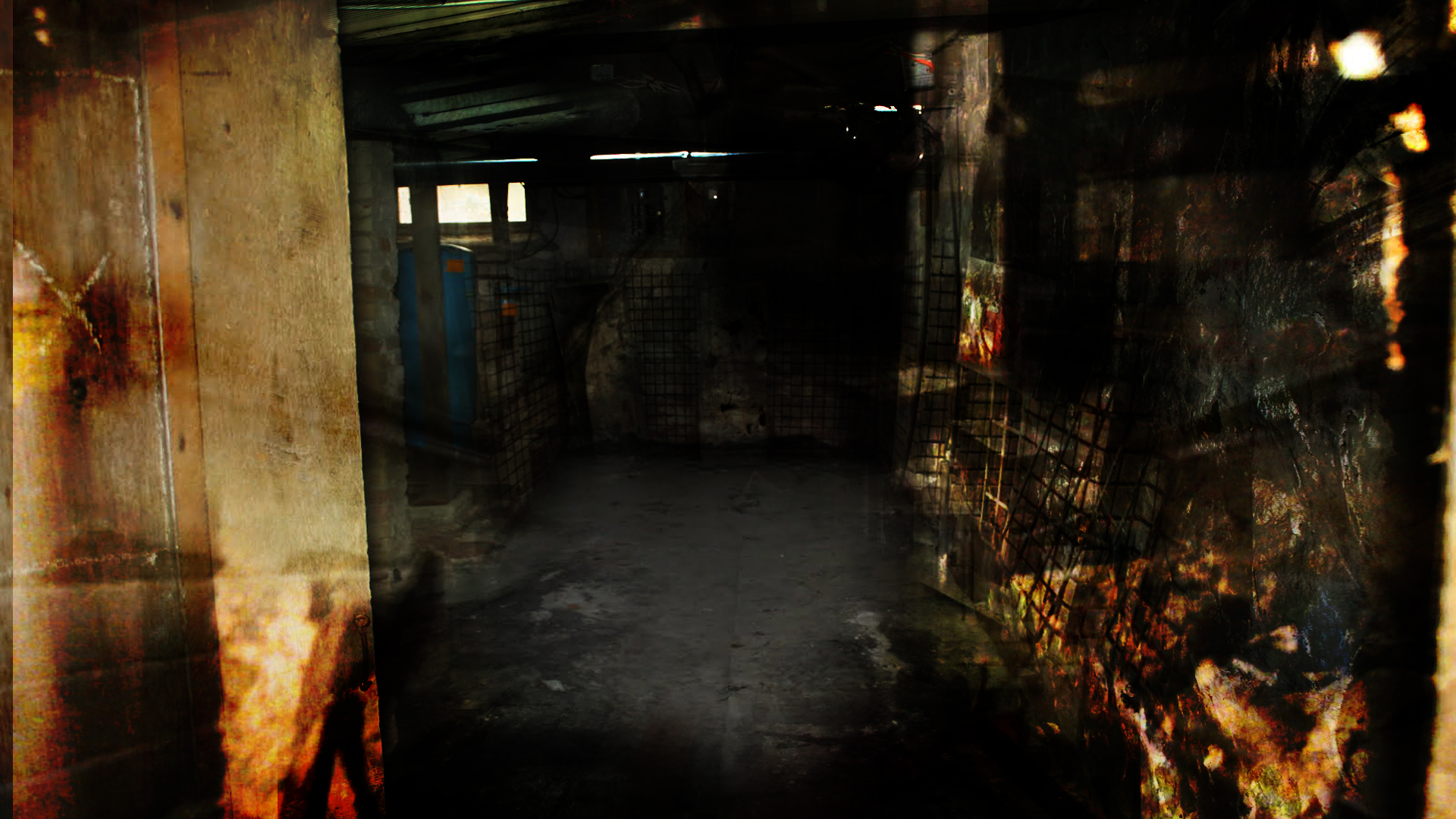 scary basement by speetix on deviantart