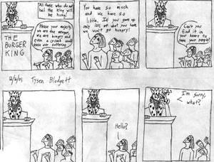 Hunger Comic