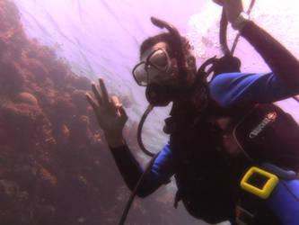 Diver by NanoAziz