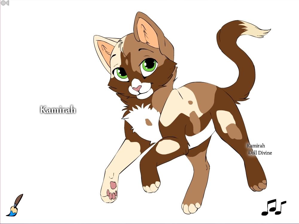 eren jaeger   kitten maker by naruto kunnda image