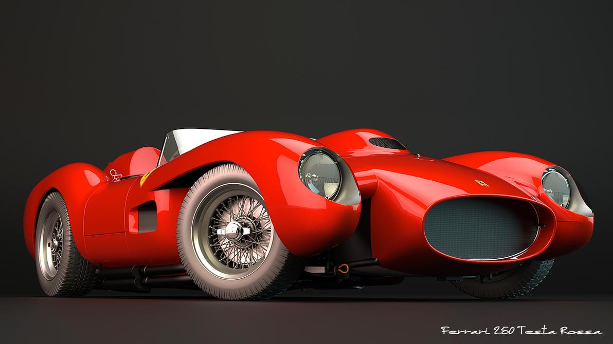 Ferrari 250 testa rossa ferrari 250 testa rossa vanachro Gallery