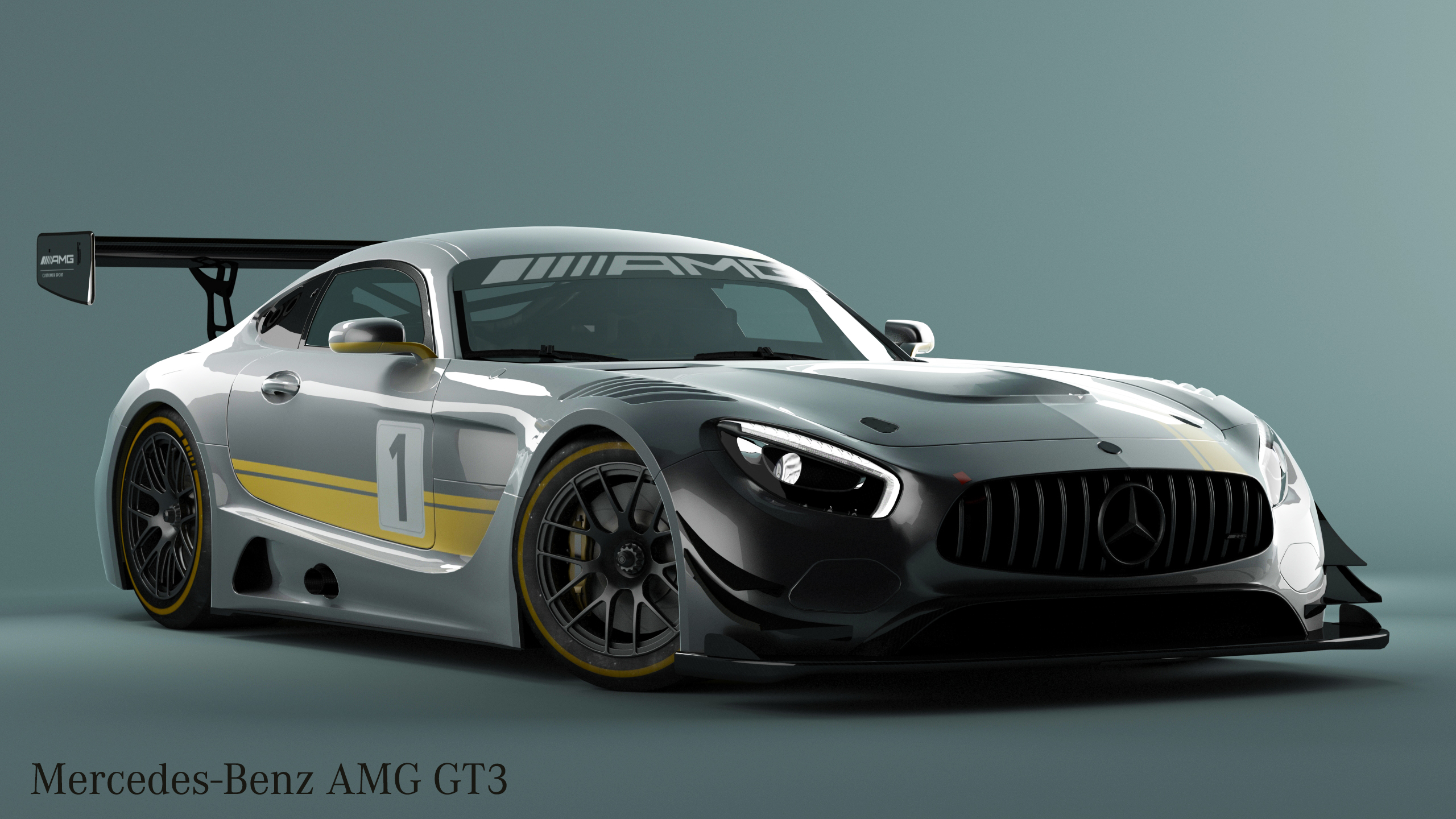 2016 mercedes benz amg gt3 by nancorocks on deviantart. Black Bedroom Furniture Sets. Home Design Ideas