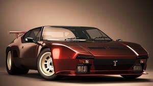 1971 De Tomaso Pantera GT5