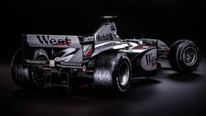 McLaren MP4/13 Mika Hakkinen by nancorocks