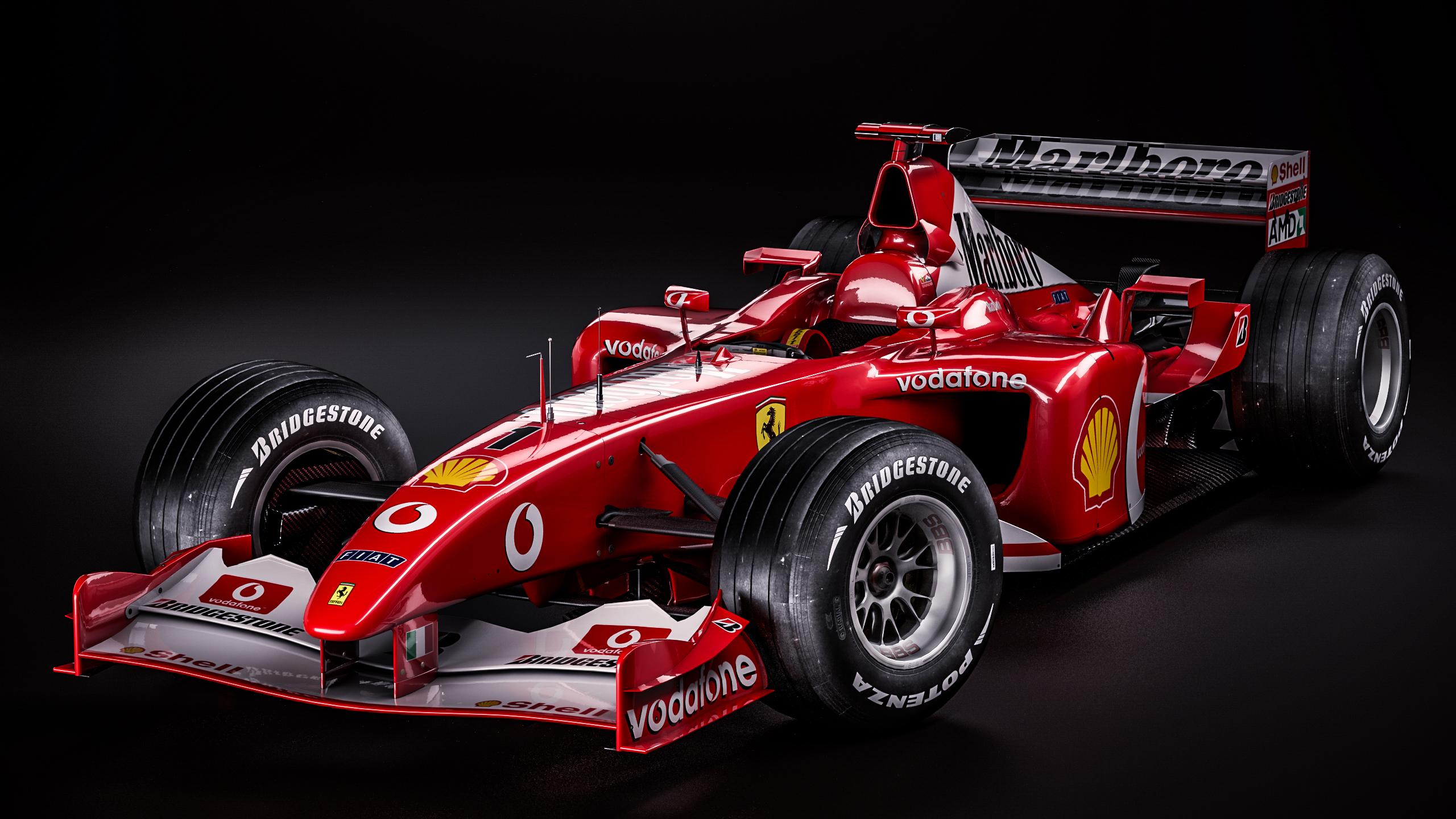 Ferrari F2002 Michael Schumacher By Nancorocks On Deviantart