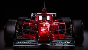 Ferrari F310 - Michael Schumacher by nancorocks