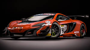 Mclaren 650S GT3 - McLaren GT Tekno Autosports