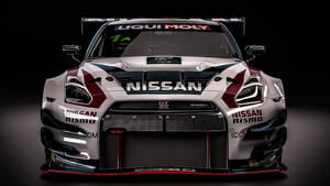 Nissan Nismo GT-R GT3 NISMO Athlete Global Team