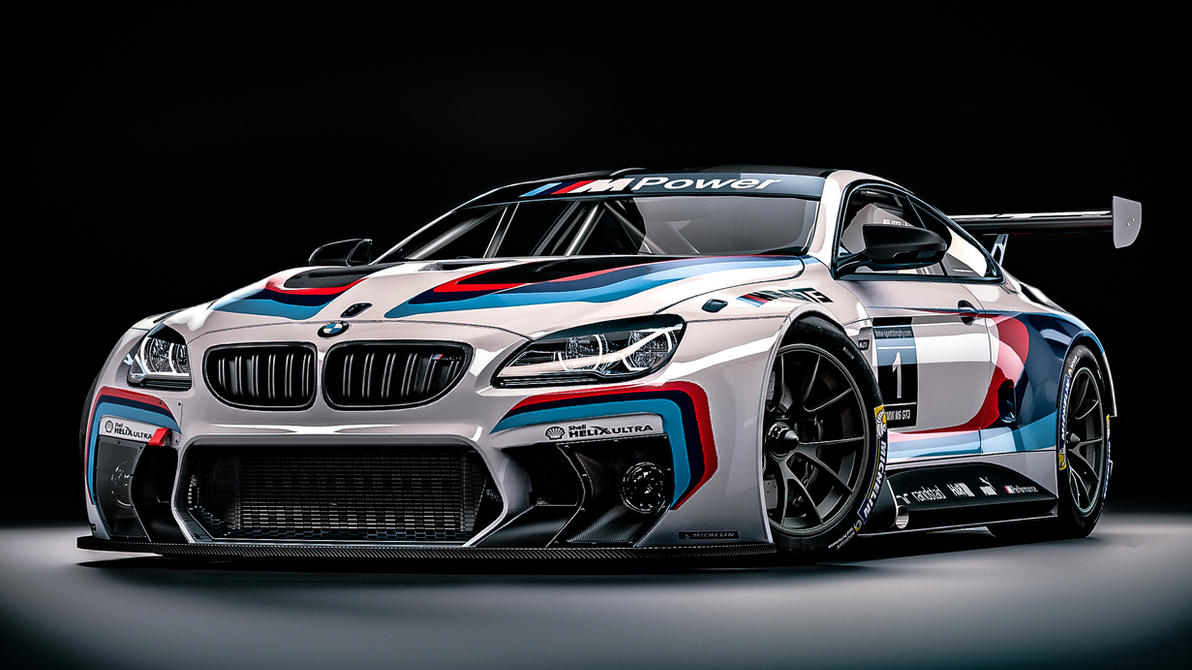 2016 Bmw M6 Gt3 By Nancorocks On Deviantart