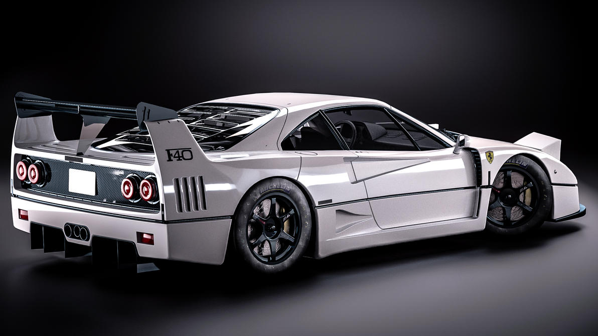 Ferrari F40 1987 by nancorocks on DeviantArt