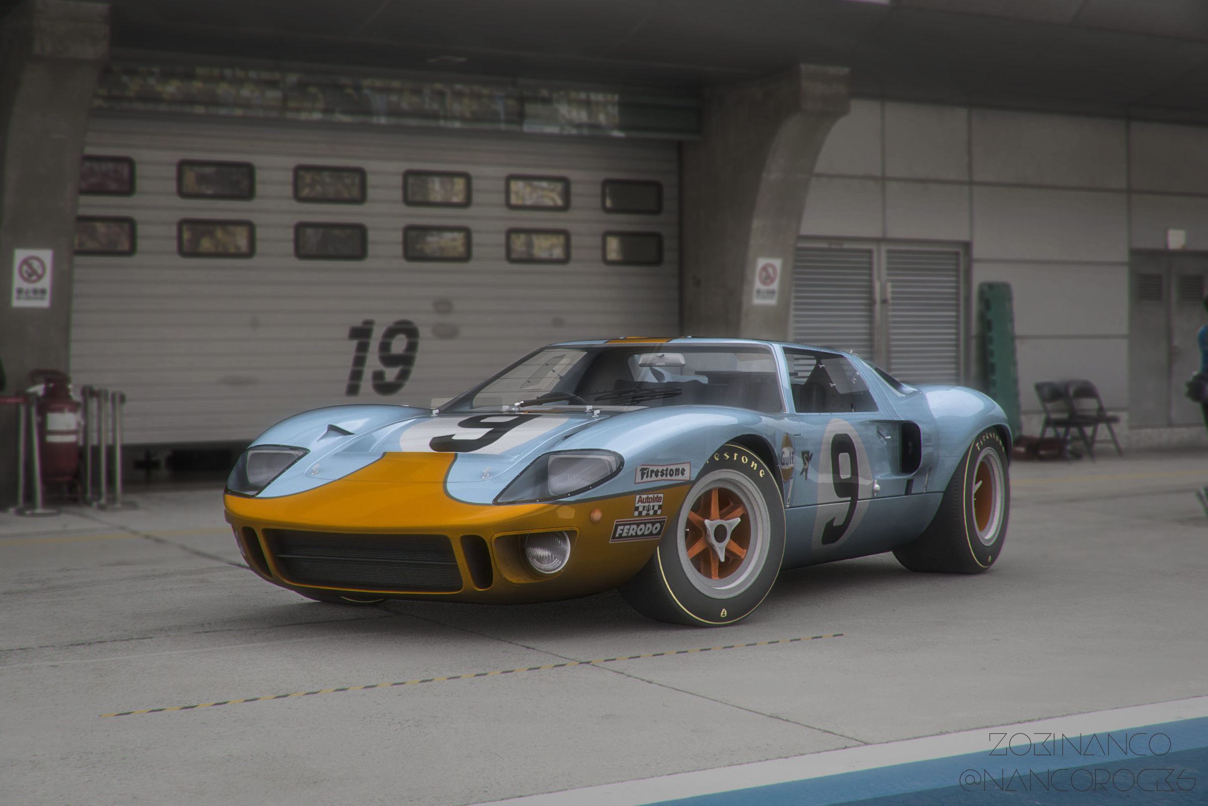 2016 ford gt gulf with Ford Gt40 Mk1 653343676 on Ford Gt 40 1969 Alain Jamar furthermore Ford Now Taking Orders New Gt Sports Car besides 333 Ford Gt40 Wallpaper 7 moreover Porsche 917 The Best Everywhere likewise Lemans2015.