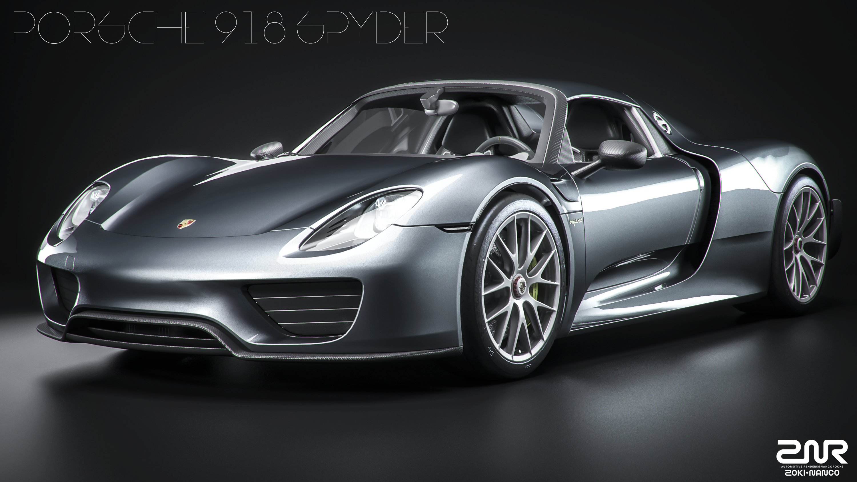 porsche 918 spyder by nancorocks on deviantart. Black Bedroom Furniture Sets. Home Design Ideas