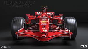 Ferrari F2007 - Kimi Raikkonen -