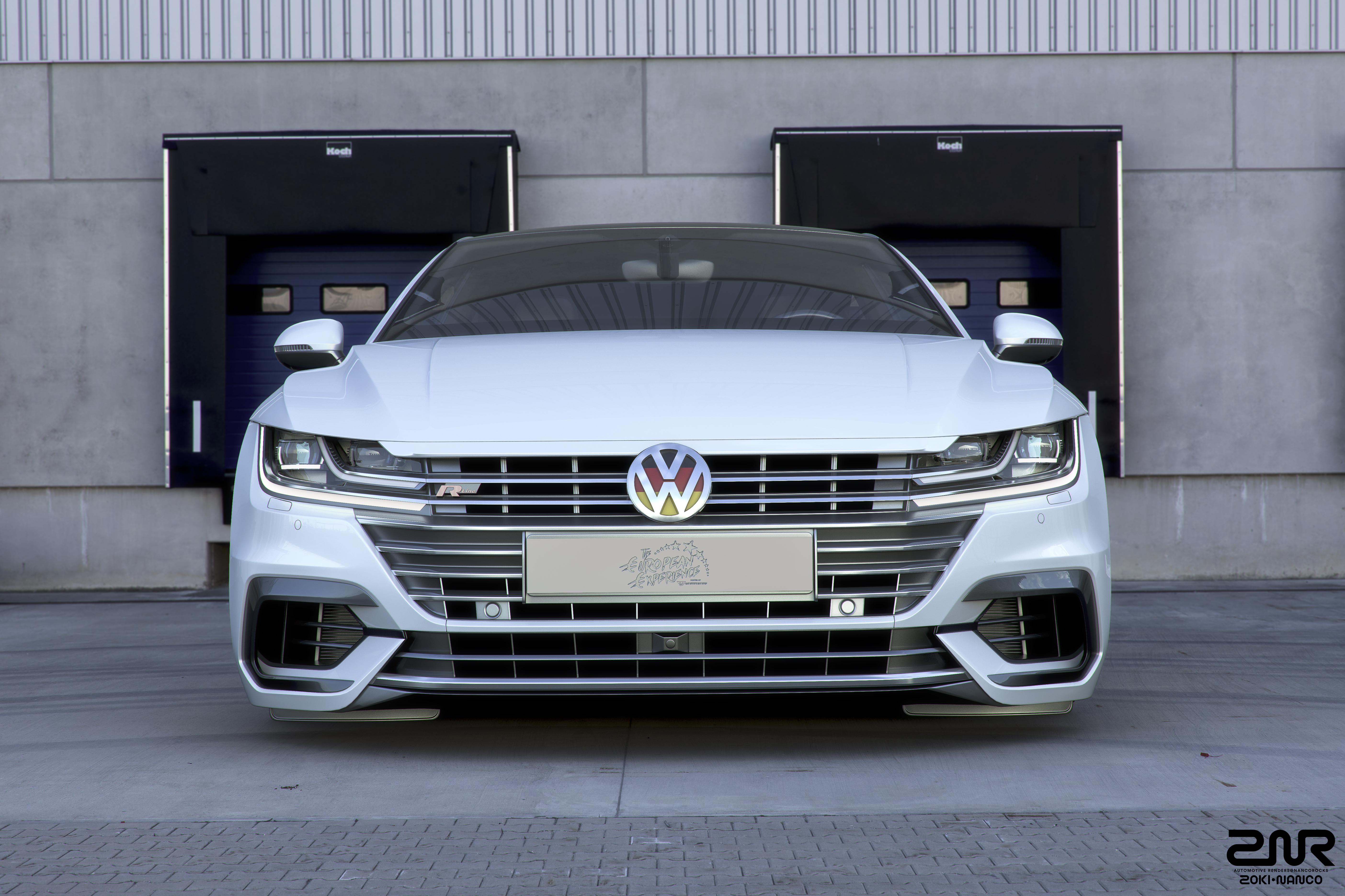 Choice Motor Credit >> Volkswagen Arteon R-Line by nancorocks on DeviantArt