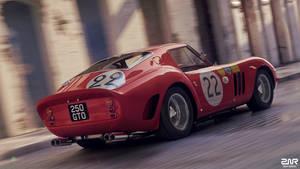 Ferrari 250 GTO by nancorocks