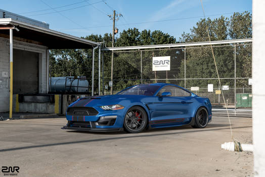 2018 Ford Mustang Shelby Super Snake Concept