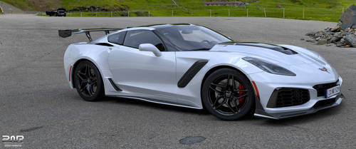 Chevrolet Corvette ZR1 by nancorocks
