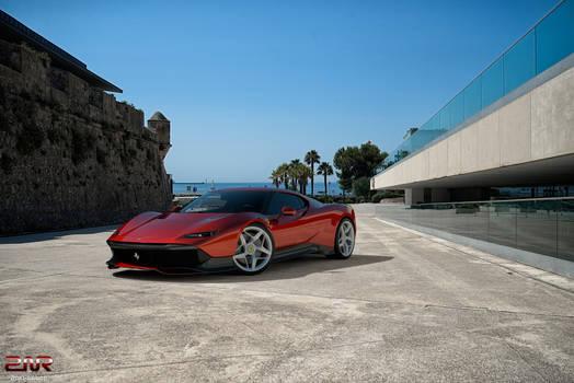 Ferrari SP38 Deborah