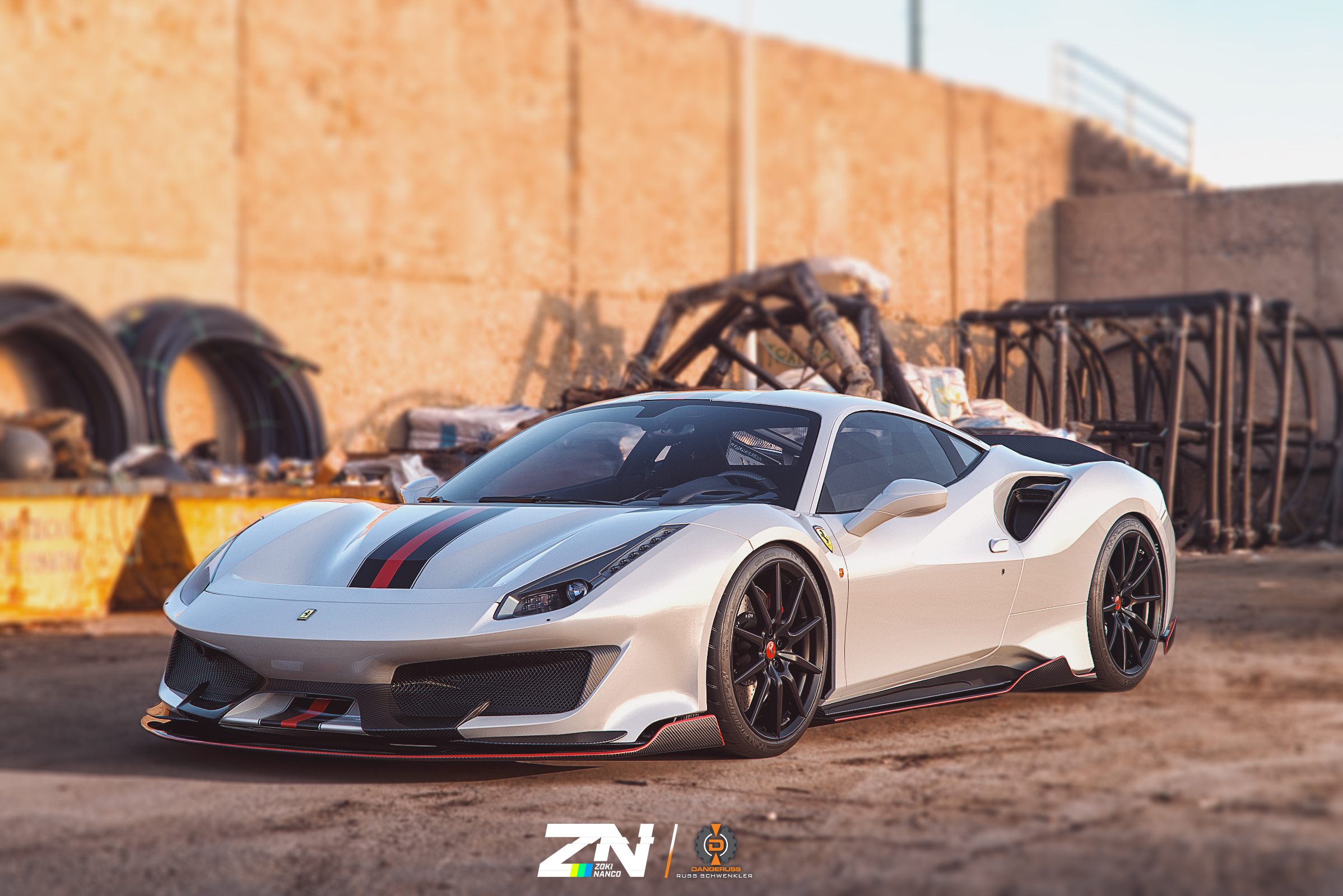 Ferrari 488 Pista By Nancorocks On Deviantart