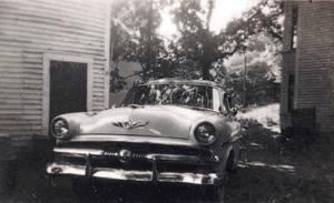 1953 Ford Fodor Customline