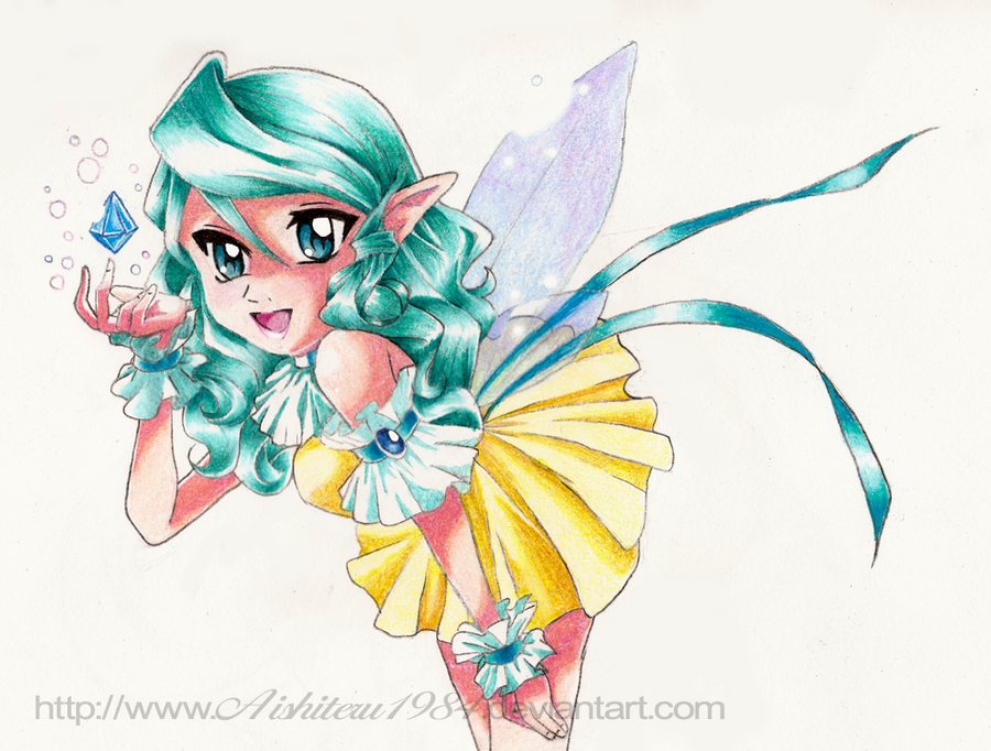 Fairy by Aishiteru1984