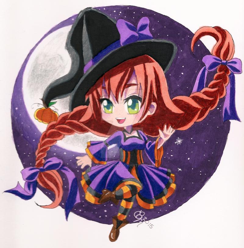 Moon Witch by Aishiteru1984