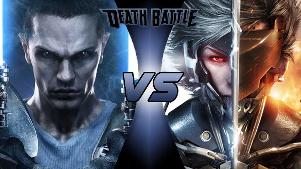 Starkiller Vs Raiden by DeathBattleDino