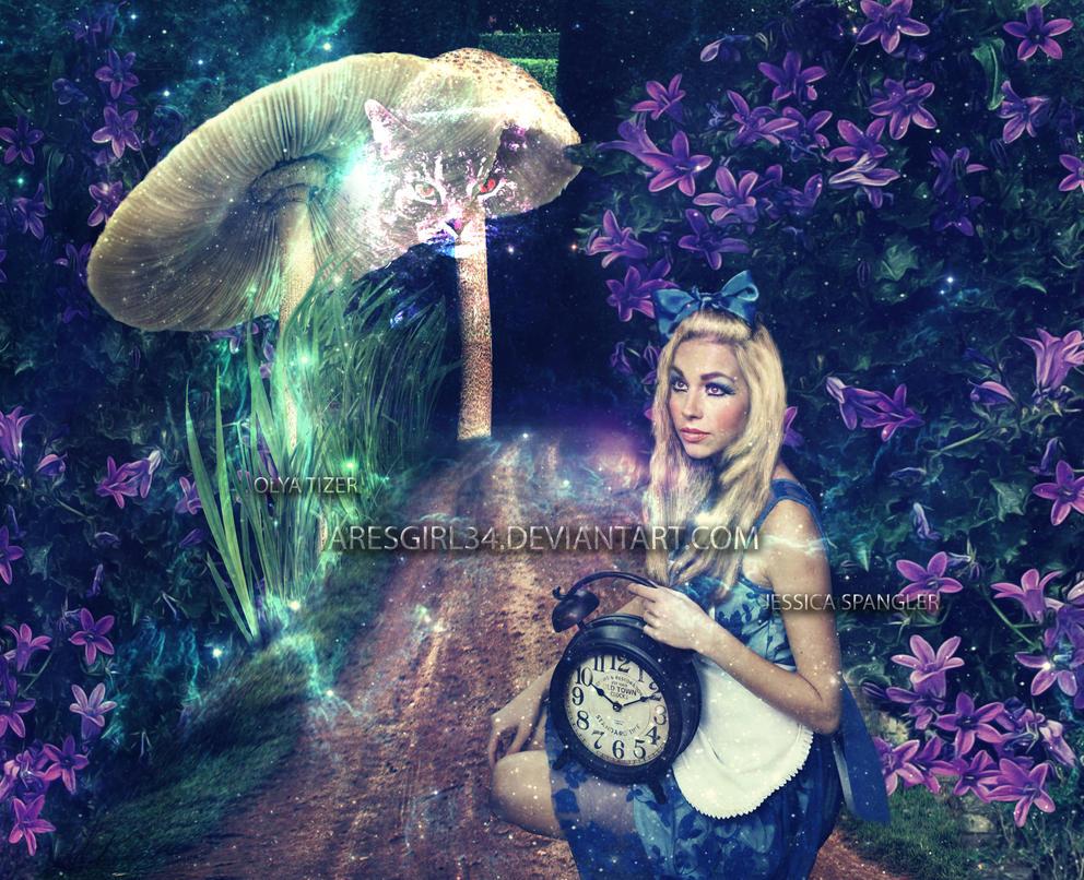 Wonder In Wonderland by aresgirl34