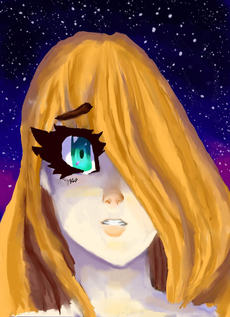 Starry Night by xxdarkelsaxx