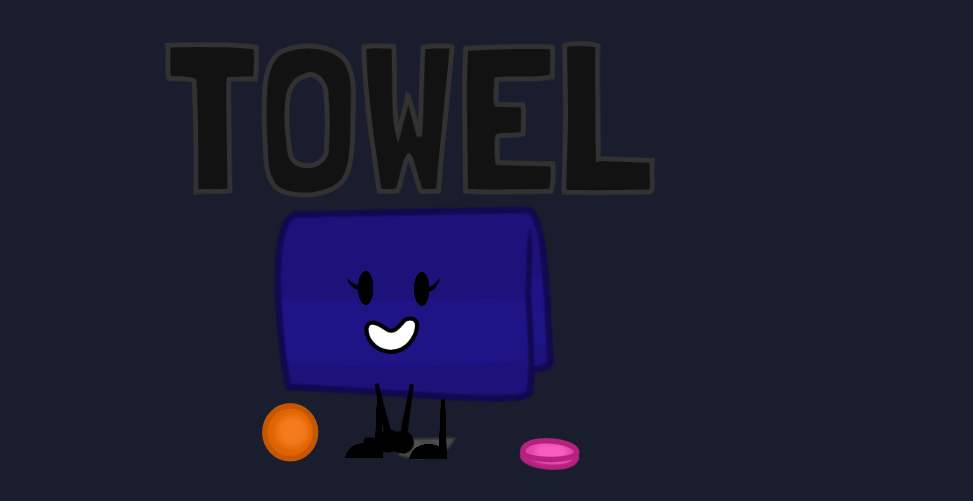 Towel for CTC5! by TheMichromeBlade