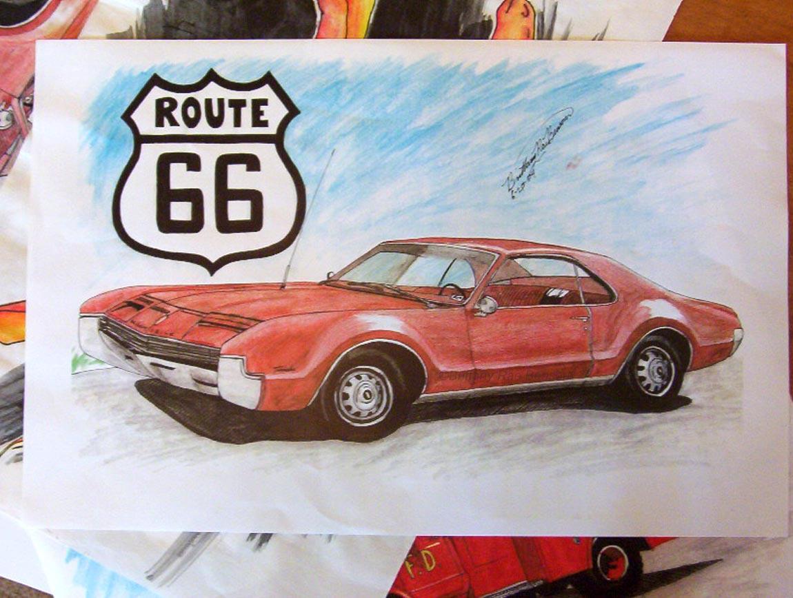 1966 Toronado by ~tUbaFreaK on deviantART