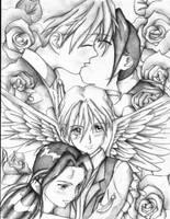 Star Angel by Blue-Sonikku