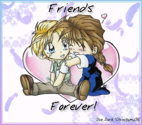 Friends Forever by Blue-Sonikku