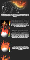 Flare's Tutorial (How To Draw Fire) by C0DIAC