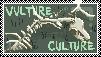 Vulture Culture Stamp - FTU - by C0DIAC