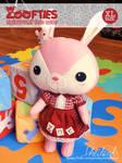 Zoofties :: Bunny for Zoe 01