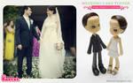 Pinky:st wedding custom! Preview