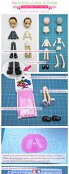 Pinky:st wedding custom! WIP_01 by Nestery