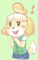 Isabelle by cosmic-radiation