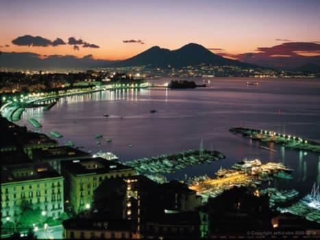 Napoli di notte-Naples by nite