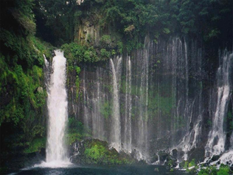 Waterfall by artful-xtra