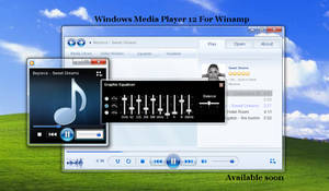 Windows Media Player 12 for wi