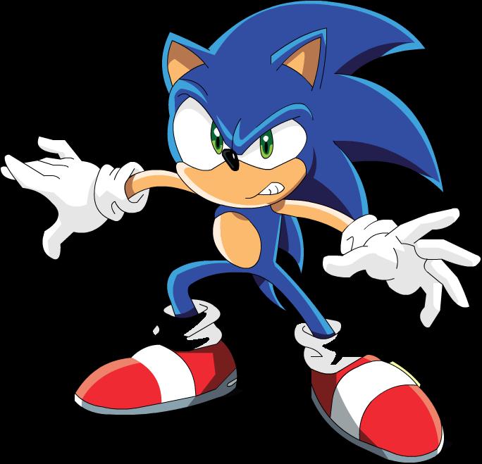 YAY i drew Sonic X! by tal9x9