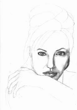 My Angelina WIP
