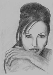 My Angelina by jablar