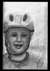 Jajas with helmet by jablar