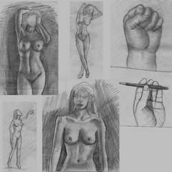 Weekend sketch group 01 by jablar